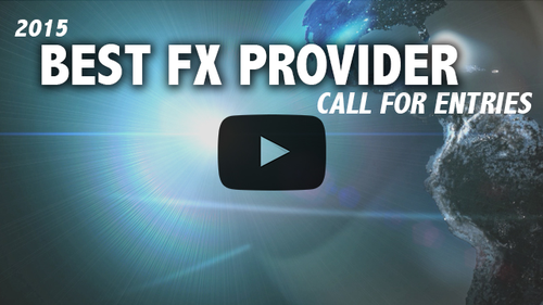 Best Foreign Exchange Provider Awards 2015: Call-For- Entries Webcast
