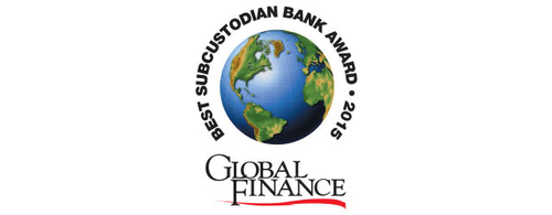 Featured image for The World's Best Subcustody Banks 2015 - Press Release