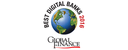 Global Finance Names The World's Best Digital Banks 2016