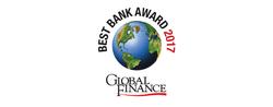 Premios 2017 de los Mejores Bancos del Mundo