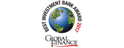 Press Release: World's Best Investment Banks 2017