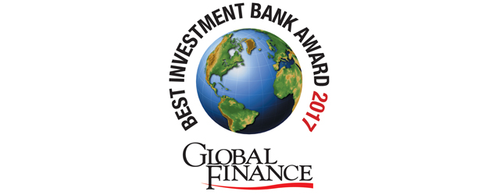 Featured image for Press Release: World's Best Investment Banks 2017