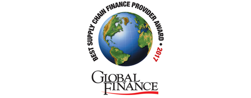 Featured image for Press Release: Worlds Best Supply Chain Finance Provider 2017
