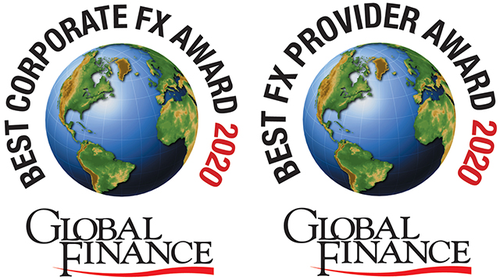 Featured image for Enter Global Finance's World's Best Foreign Exchange Provider Awards 2020 And Fourth Annual Corporate FX Awards