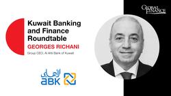 Kuwait Banking and Finance Roundtable: George Richani, Group CEO | Al Ahli Bank of Kuwait