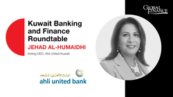 Kuwait Banking and Finance Roundtable: Jehad Al-Humaidhi, Acting CEO | Ahli United Bank
