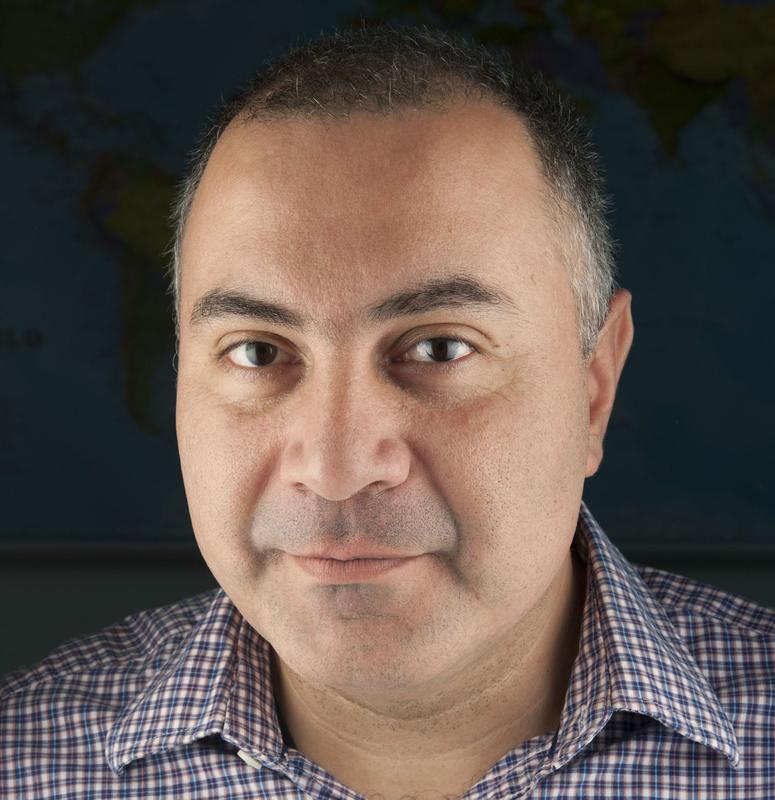 Arturo Matute, International Crisis Group