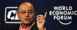 INDIA: FINANCE MINISTER JAITLEY IS MODI'S EYES AND EARS