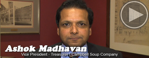 A Conversation With...Ashok Madhavan, Campbell Soup Company
