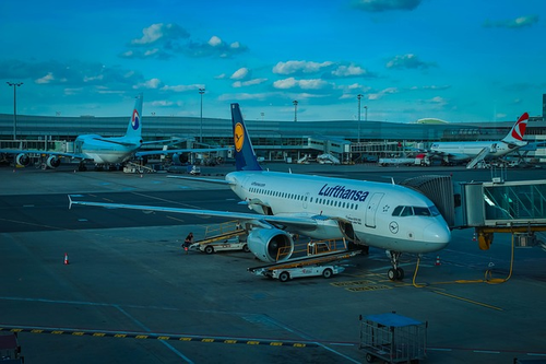 aviation Lufthansa