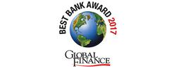 Global Finance Names The World's Best Banks 2017