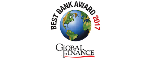 Featured image for Global Finance Names The World's Best Banks 2017