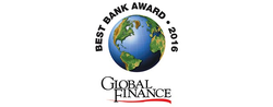Global Finance Names The World's Best Banks 2016