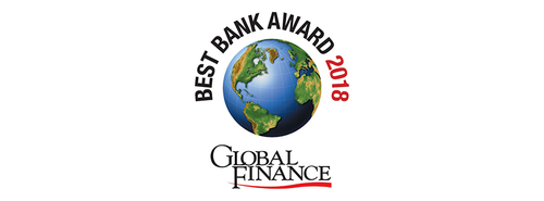 Featured image for Global Finance Announces The Best Banks In Western Europe 2018