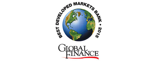 Featured image for Global Finance Names The World's Best Developed Markets Banks 2015
