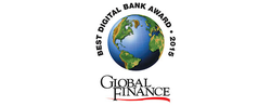 Global Finance Names The 2015 World's Best Corporate/Institutional Digital Banks In North America