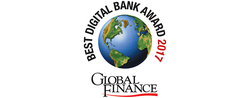 Global Finance Names The 2017 World's Best Corporate/Institutional Digital Banks In North America
