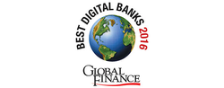 Global Finance Names The 2016 World's Best Corporate/Institutional Digital Banks In North America