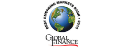 Global Finance Names The World's Best Emerging Markets Banks In Central & Eastern Europe 2015