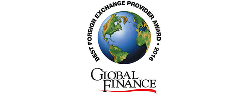 Featured image for Global Finance Names The World's Best Foreign Exchange Providers 2016