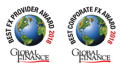 Global Finance Names The World's Best Foreign Exchange Providers And The Corporate FX Awards 2018