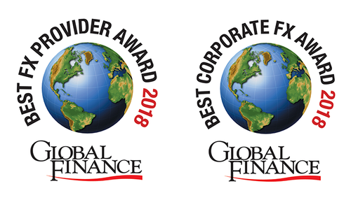 Featured image for Global Finance Names The World's Best Foreign Exchange Providers And The Corporate FX Awards 2018