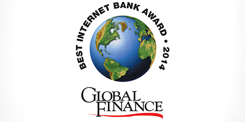 Featured image for Global Finance Names The World's Best Corporate & Institutional Internet Banks 2014