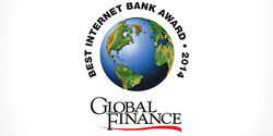 Global Finance Names The World's Best Internet Banks 2014
