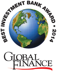 World's Best Investment Banks 2014
