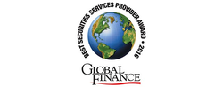 Global Finance Names The World's Best Securities Services Providers 2016