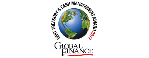 Featured image for Press Release: World's Best Treasury & Cash Management Banks and Providers 2017