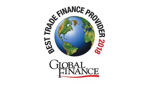 Featured image for Global Finance Names The World's Best Trade Finance Providers 2018