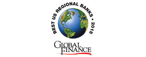 Featured image for Global Finance Names The Best Regional Banks In The US 2015