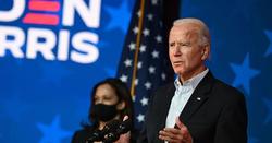 Biden Talks Tough On Consolidation
