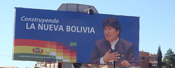 Bolivian Turmoil Costs $2.5 Billion As Banks Take A Hit