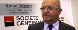 Bruno Prigent, Head, Securites Services for Societe Generale