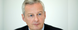 Le Maire: New Face Of The New Economy