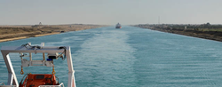 Suez Canal: Egyptian Economy Will See A Bump-up—But How Big?