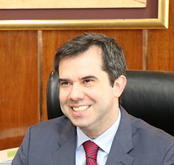 Building Immunities: Q&A With Paraguay Central Bank Governor José Cantero Sienra