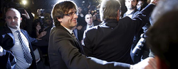 Catalan Leader Amps Up Independence Call