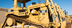 New Head at Caterpillar Faces Slow Growth