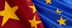 China Displaces US As Europe's Top Trading Partner