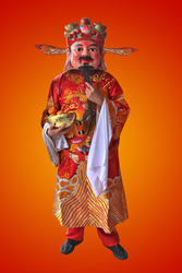 Chinese God of Prosperity