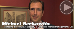 A Conversation With...Michael Berkowitz, Citi