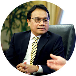 Q+A: Dato' Muzaffar Hisham; CEO of Maybank Group Islamic Banking