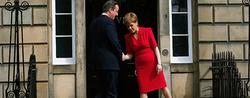 Nicola Sturgeon, A Scottish Thorn In David Cameron's Side
