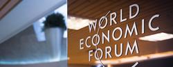 Davos Takes Up Paris