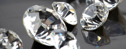 DIAMONDS IN THE CENTRAL ASIAN ROUGH