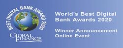 Global Finance's Best Digital Bank Awards 2020 Virtual Awards Ceremony