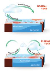 El Niño Batters Peru's GDP